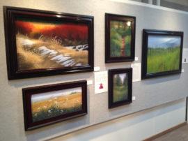 Artist Choice Exhibit