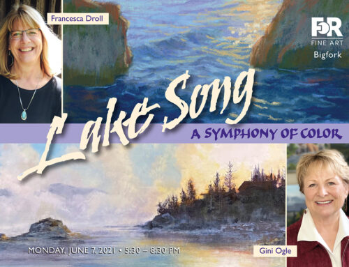 Lake Song: A Symphony of Color