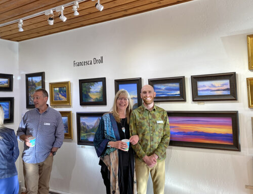 Opening Reception at FoR Fine Art Gallery